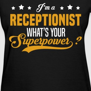 Receptionist - Women's T-Shirt