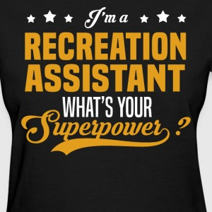 Recreation Assistant - Women's T-Shirt