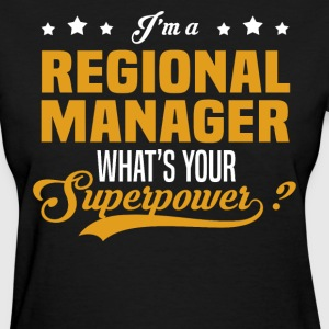 Regional Manager - Women's T-Shirt