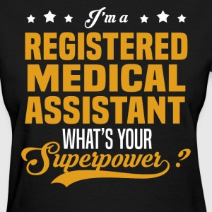 Registered Medical Assistant - Women's T-Shirt