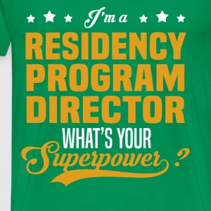 Residency Program Director - Men's Premium T-Shirt