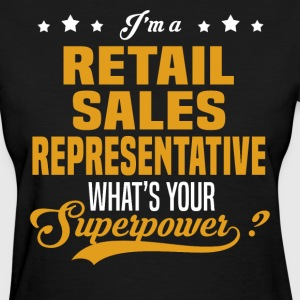 Retail Sales Representative - Women's T-Shirt