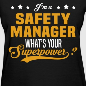 Safety Manager - Women's T-Shirt