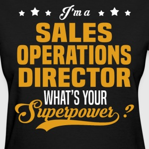 Sales Operations Director - Women's T-Shirt