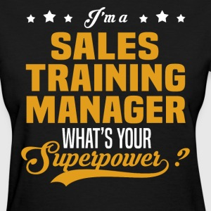 Sales Training Manager - Women's T-Shirt
