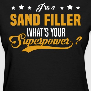 Sand Filler - Women's T-Shirt
