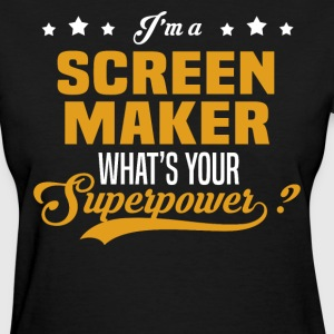 Screen Maker - Women's T-Shirt