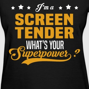 Screen Tender - Women's T-Shirt