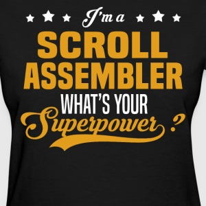 Scroll Assembler - Women's T-Shirt