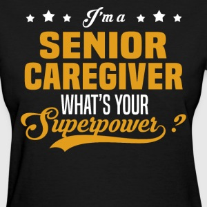 Senior Caregiver - Women's T-Shirt