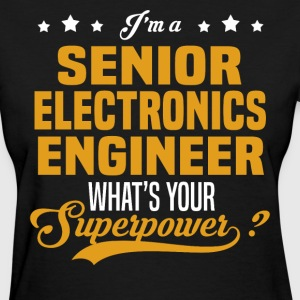 Senior Electronics Engineer - Women's T-Shirt