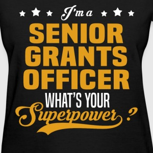 Senior Grants Officer - Women's T-Shirt