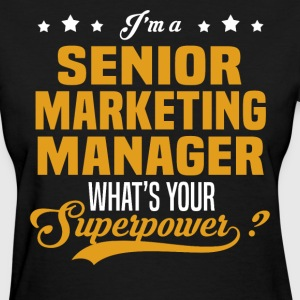 Senior Marketing Manager - Women's T-Shirt