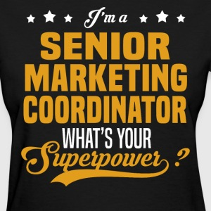 Senior Marketing Coordinator - Women's T-Shirt