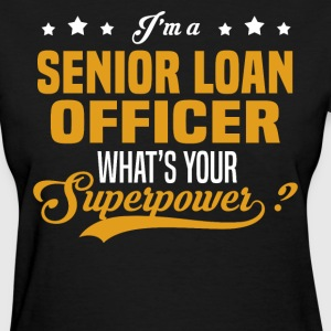 Senior Loan Officer - Women's T-Shirt