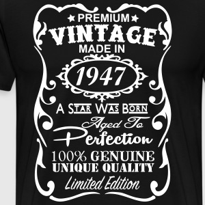 70th Birthday Gift Ideas for Men - Men's Premium T-Shirt