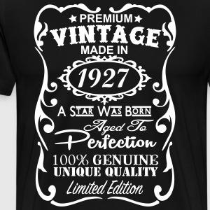 90th Birthday Gift Ideas for Men - Men's Premium T-Shirt