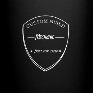 Mechanic (Custom Build)  MUG - Full Color Mug