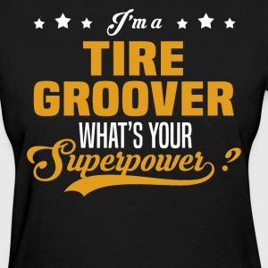 Tire Groover - Women's T-Shirt