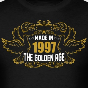 Made in 1997 The Golden Age - Men's T-Shirt