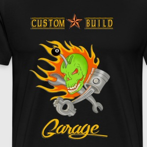 Mechanic (Custom Build) - Men's Premium T-Shirt