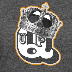 QUEEN UP - Women's 50/50 T-Shirt
