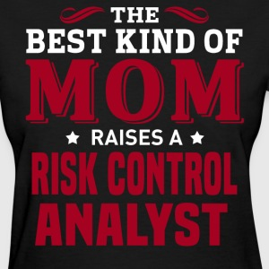 Risk Control Analyst MOM - Women's T-Shirt