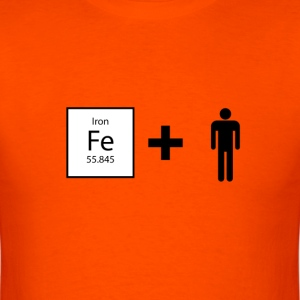 Fe + Man - Men's T-Shirt
