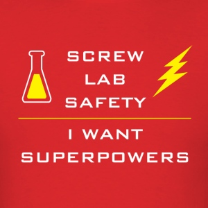 Get Superpowers - Men's T-Shirt