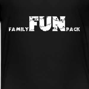 Family Fun Pack (font #1) - Kids' Premium T-Shirt