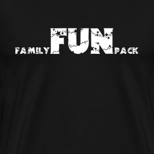Family Fun Pack (font #1) - Men's Premium T-Shirt