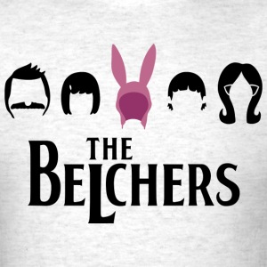 Bob's Burgers The Belchers Family - Men's T-Shirt