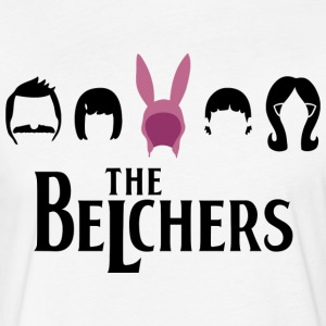 Bob's Burgers The Belchers Family - Fitted Cotton/Poly T-Shirt by Next Level
