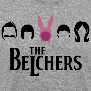 Bob's Burgers The Belchers Family - Men's Premium T-Shirt