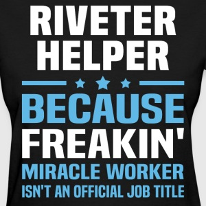 Riveter Helper - Women's T-Shirt