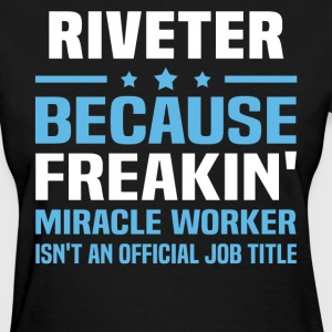 Riveter - Women's T-Shirt