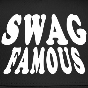 Swag Famous Ball Cap - Trucker Cap