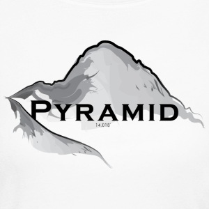 Pyramid Peak Womens Long Sleeve - Women's Long Sleeve Jersey T-Shirt