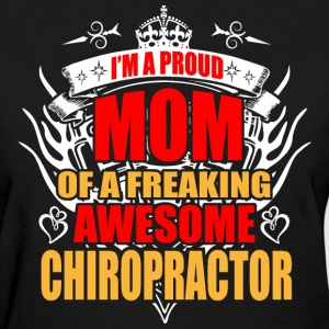 I'm Proud Mom of Freaking Awesome Choir Director - Women's T-Shirt