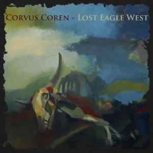 Corvus Coren - Lost Eagle West T-Shirt T-Shirts - Women's T-Shirt