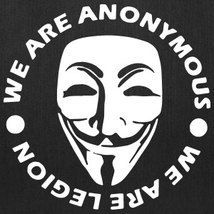 anonymous 3 Bags & backpacks - Tote Bag