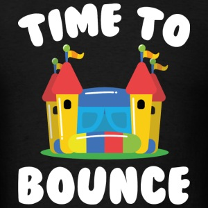 Time To Bounce - Men's T-Shirt