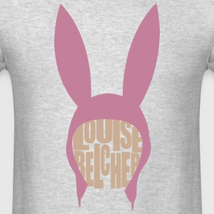 Bob's Burgers Louise Bunny Ears  - Men's T-Shirt