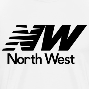 WeAllWeGot NorthWest Tee  - Men's Premium T-Shirt