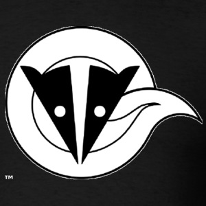 Skunk Symbol T - Men's T-Shirt