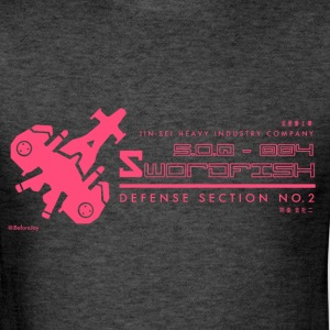 Swordfish Pilot Tee - Men's T-Shirt