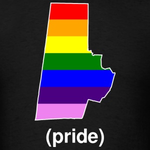 Men's Durham County Pride Basic Tee - Men's T-Shirt