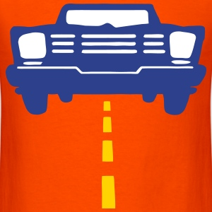 Road Car T-Shirts - Men's T-Shirt