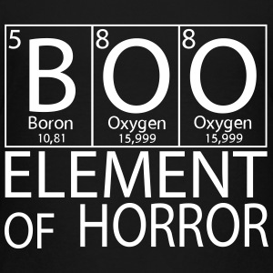 Halloween Periodic Table Boo Element Of Horror - Kids' Premium T-Shirt