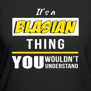 it's A Blasian Thing You Wouldn't Understand - Women's 50/50 T-Shirt